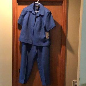 Sag Harbor top & pants set